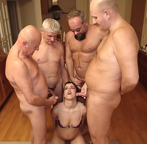 Nude Teen Gangbang Porn Pictures
